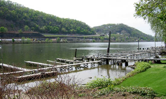 Marina For Rent On The Ohio River In Pittsburgh PA